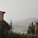 abril lluvioso